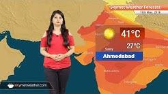 Weather Forecast for May 11: Rain in Bengaluru, Kolkata; thunderstorm in Chennai, Hyderabad