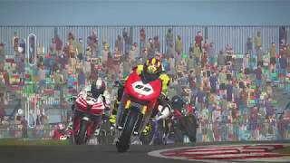Ride 2 PS4 デイリーチャレンジ レーススーパースポーツ マニクール MVアグスタF3 リアリスティック