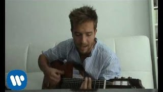Repeat youtube video PABLO ALBORAN - Volver a Empezar (en mi casa)