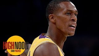 Was Rajon Rondo's 3-game suspension for fight with Chris Paul  too severe? | High Noon | NBA on ESPN