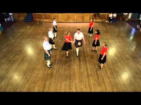 RSCDS Summer School 2015 Week Three Country Dance Demonstration Team