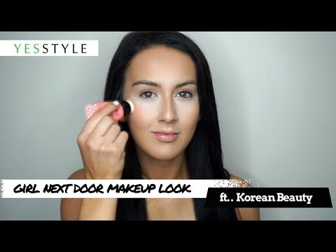 Girl Next Door Makeup Look Yesstyle Korean Beauty