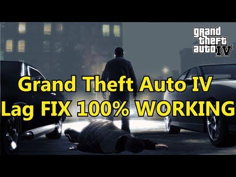 Cách Giảm Lag Khi Chơi GTA IV và Tất Cả Mọi Game cực Đơn Giản!!