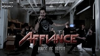 AFFIANCE - Kings of Deceit (Feat. Dustin Davidson of August Burns Red)