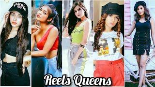 New Reels 21 Nov   All TikTok star Amulya, Jannat, Arishfa, Avneet, Anushka, Faisu, Riyaz,Purabi etc