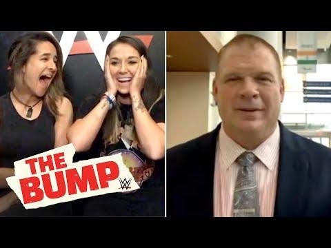 "Kane surprises ""Lady Kane"" Tegan Nox: WWE's The Bump, Oct. 30, 2019"
