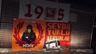 ultrAslan UNI Dumlupınar - Büyük Galatasaray Sana Canlar Feda