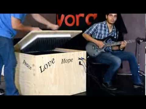 how to build a microphone isolation box diy now doovi. Black Bedroom Furniture Sets. Home Design Ideas