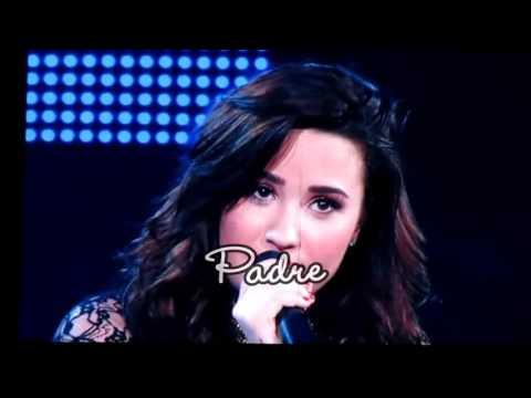 Demi Lovato Father Traduzione Italiana Youtube