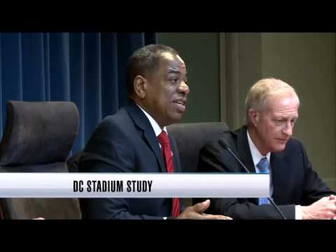 D.C. residents at odds over new Washington football stadium