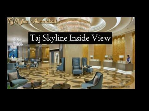 Taj Skyline Ahmedabad | Taj Group of Hotels| Five Star Hotel | Ahmedabad Vlog| Chirag Baraiya