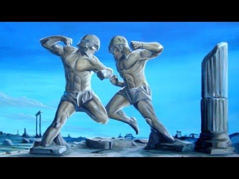 Ancient Olympics - Pankratio revival