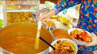 Kỳ lạ chị gái Sài Gòn bán 7 ngày 7 món khác nhau trong hẻm ở Sài Gòn | street food of saigon
