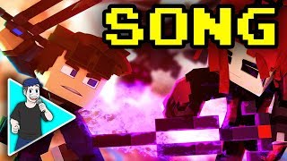 """My MINECRAFT SONG """"Running To Never"""""""