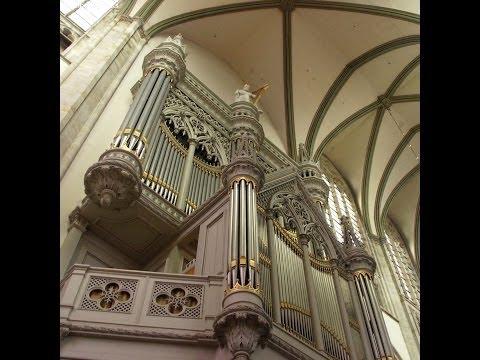 Josef Rheinberger 12 Characteristic Pieces Op. 156 part 2 of 2, No. 7 - 12