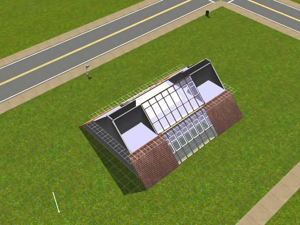 Sims 3 dachfensterbau youtube for Sims 4 dach bauen