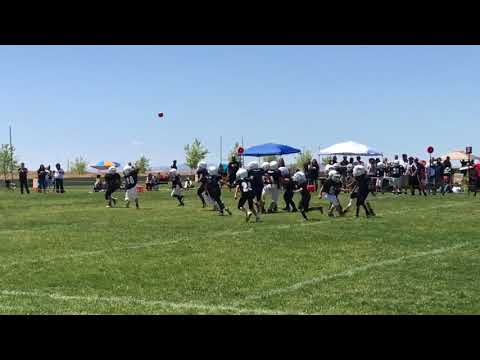 NMYAFL Highlight Video - Spring Season - Week 6