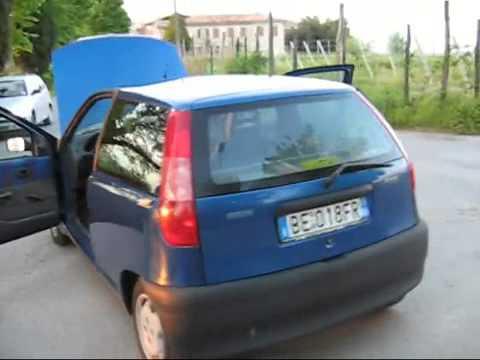 AUTO USATE A MILANO E PAVIA VIDEO-AFFARI PROPONE FIAT punto IMP. gpl auto usate toscana
