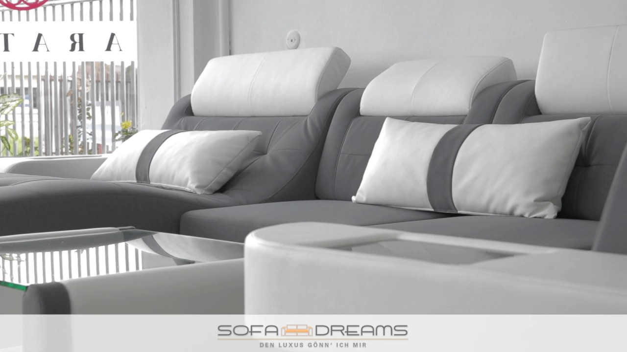 sofa dreams designer m bel sofa wohnlandschaft wave und. Black Bedroom Furniture Sets. Home Design Ideas