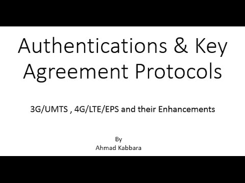 LTE & UMTS Protocols + Enhancement Protocols