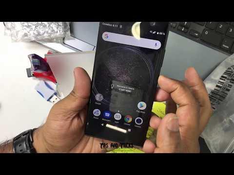Sony H3113 Xperia XA2 SIM Network Unlock PIN