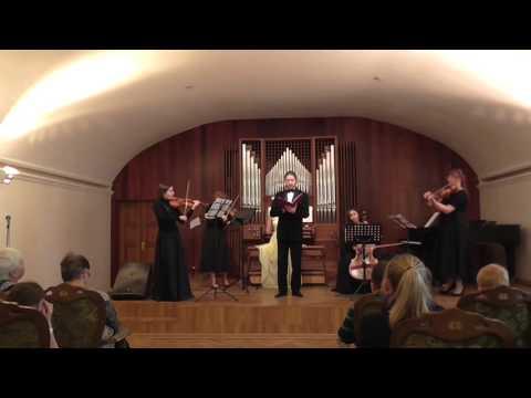 опера орфей слушать