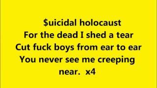 Uicideboy Magazine Lyrics