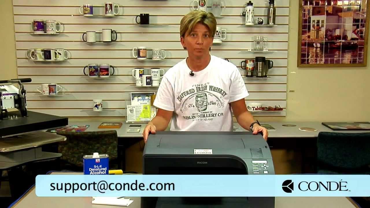 Ricoh printers: Error 993 - How to Respond -
