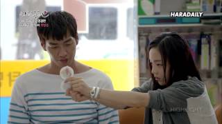[Engsub] Secret Love drama - Goo Hara's episode highlight