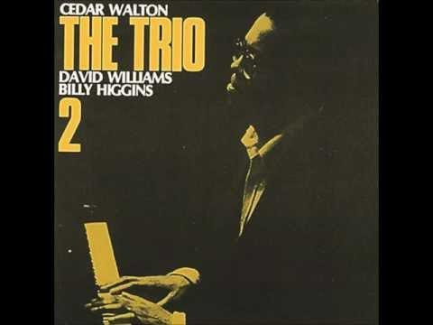 Cedar Walton Trio - Ojos De Rojo