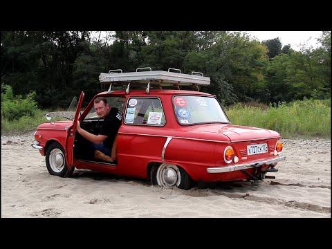 Советская #микролитражка #ЗАЗ 968А в Стиле #Кемпер.