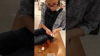 Opening a ROBLOX doll