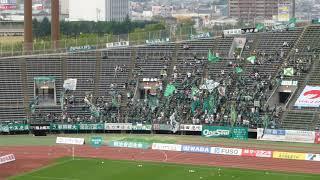 8月11日の試合で始めて山雅の試合を観戦できたのですが。凄かったの...