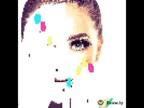 Pixel Gerçekçi Kadın Boyama Youtube