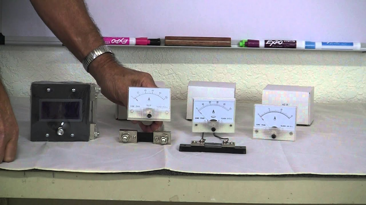 DC amp and volt meters how to use 4 wind turbines solar panels MW&S ...