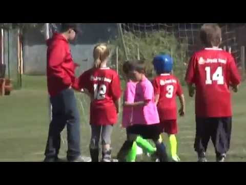 Champlain-Rouses Point Cougars - Mustangs Mites  9-26-15