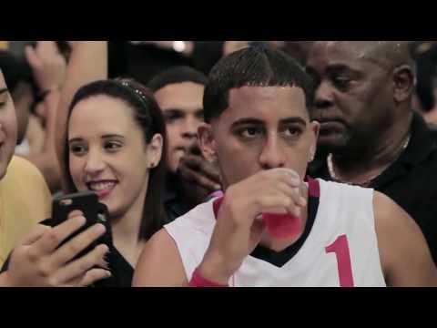 Reggaeton All Star Game #6 @Cancha Gelito Ortega Naranjito 2016 J-Alvarez Luig-21plus, Pusho, & mas