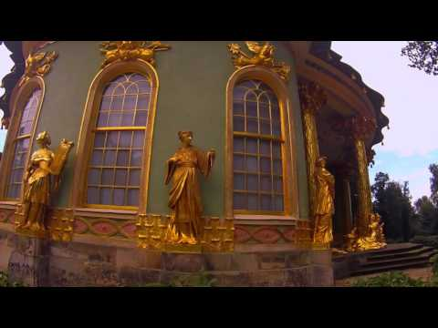 A beautiful day walking in Potsdam Sanssouci Park - GoPro Hero 3