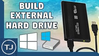 Create & Format An External Hard Drive! (Windows 10) (2017 Tutorial!)