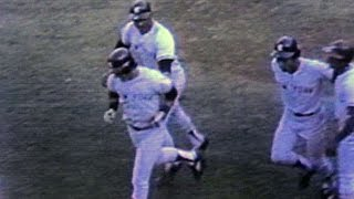 Bucky Dent's HR in the AL East Playoff Game