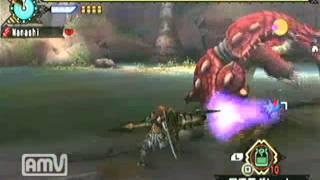 【MHP3】ゆっくりJUMP2つの赤き凶弾(テスト動画) thumbnail