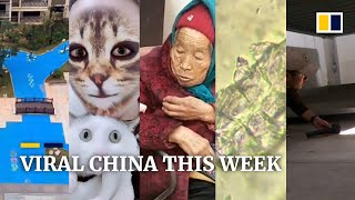 Viral China this week: 84-year-old granny still gets candy from her mum, and more