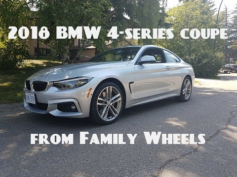 2018 BMW 4-series coupe review from Family Wheels