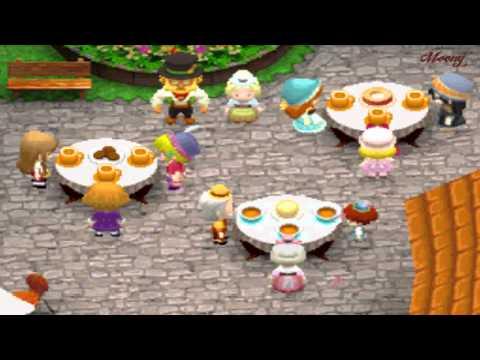 Harvest Moon : Grand Bazaar - Tea Festival