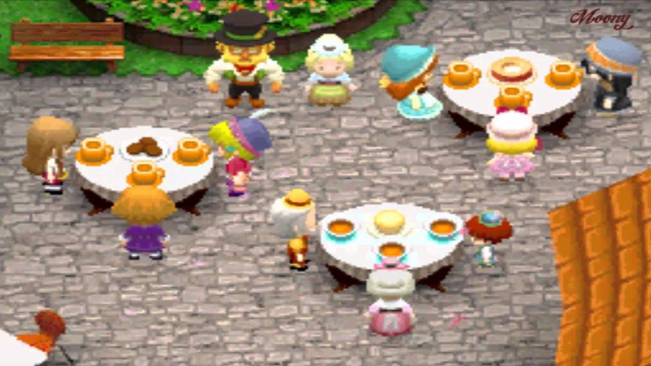 Harvest Moon : Grand Bazaar - Tea Festival - YouTube