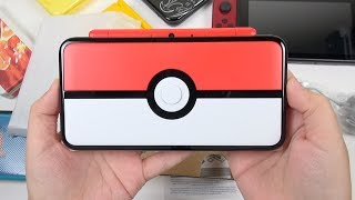 new 2DS XL Pok Ball Edition: Unboxing & Impressions