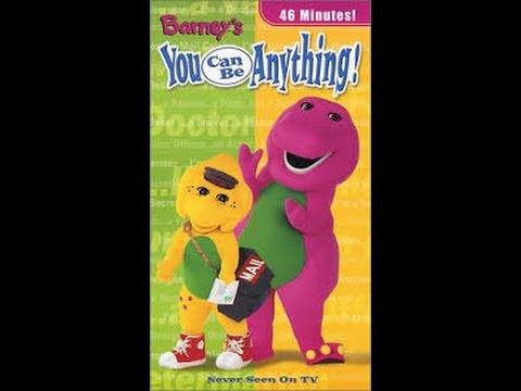 Barney You Can Be Anything Full Movie