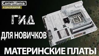 видео Основной состав компьютера