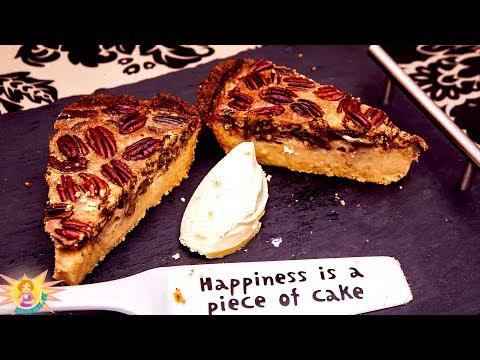 easy-keto-pecan-pie-recipe-🦃-4-ingredients-low-carb-thanksgiving-recipes-93%-fat-bomb