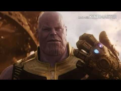 Avengers infinity war with bahubali soundtrack in hindi